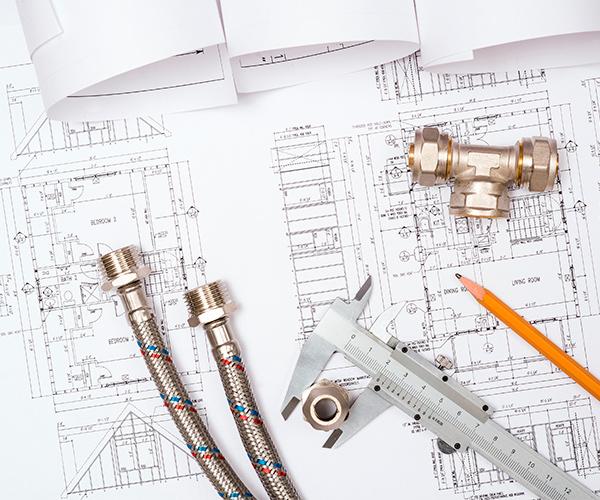VVS installatør til byggeprojeker
